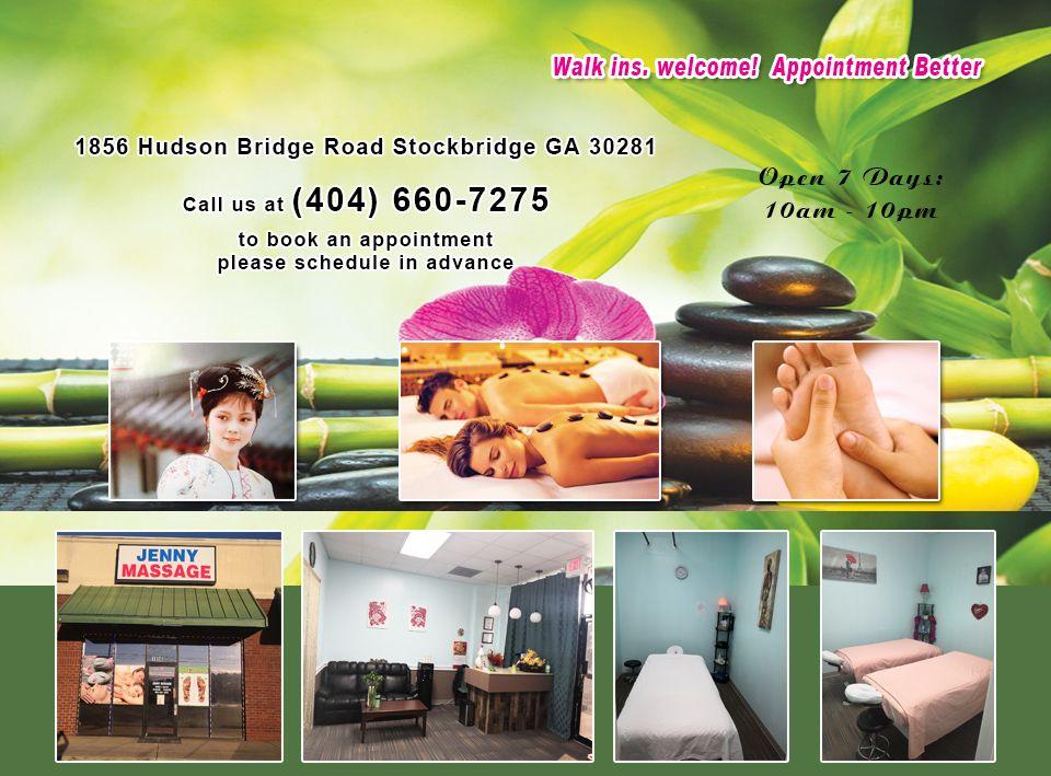 Chinese Jenny Massage Stockbridge Massage Ga Massage 30281 Massage Spa Massage 404 660 7275 In 2020 Spa Massage Massage Jenny