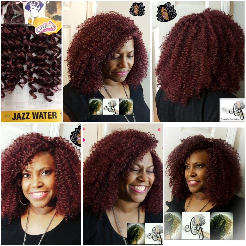 Crochet braiding crochetgranduergmailprotective hair styling