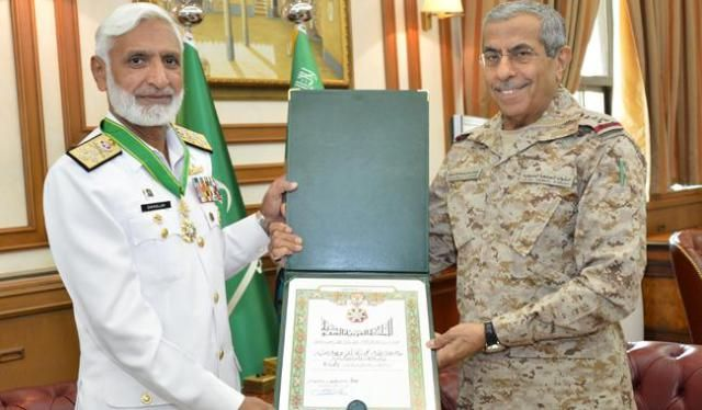 Top Saudi military award for Pak naval chief - https://www.pakistantalkshow.com/top-saudi-military-award-for-pak-naval-chief/ - https://i1.wp.com/www.thenews.com.pk/assets/uploads/updates/2017-10-02/l_233970_054218_updates.jpg?w=640&ssl=1