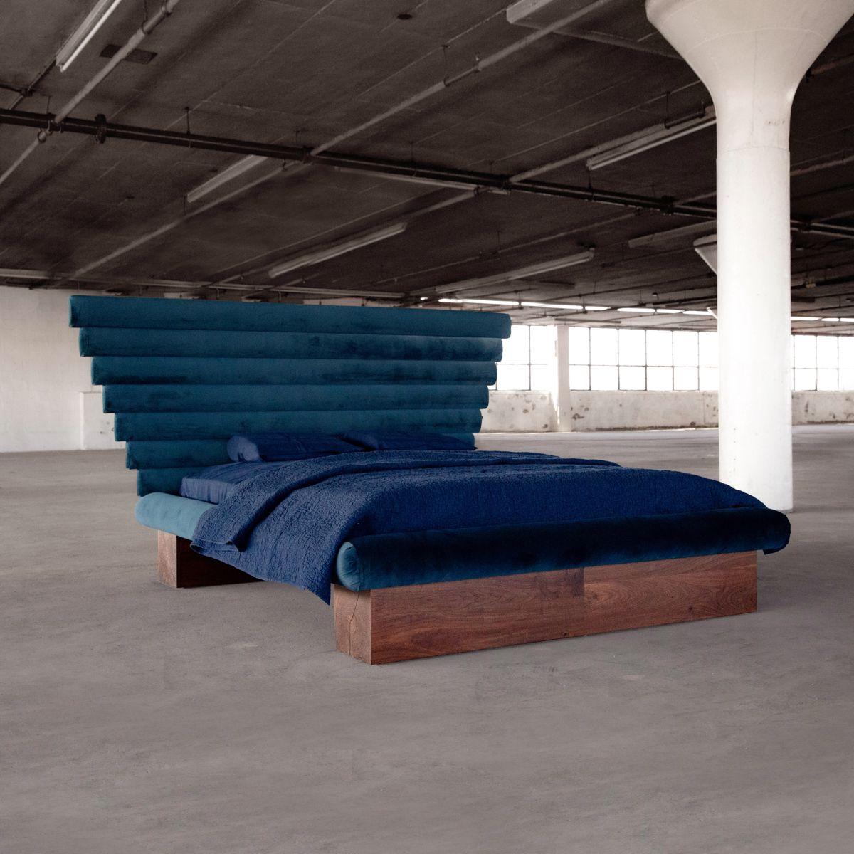 Solid Wood Luxury Platform Beds Brooklyn, NYC SENTIENT