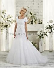 564ae315546 Estelle Totally Modest WEDDING dresses