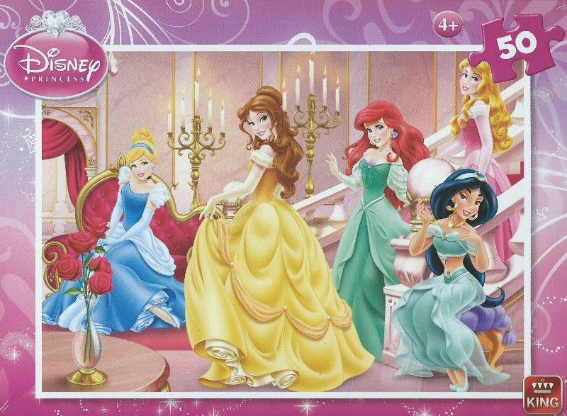 disney princess 50 piece jigsaw puzzle 4 years design a 5 99 free