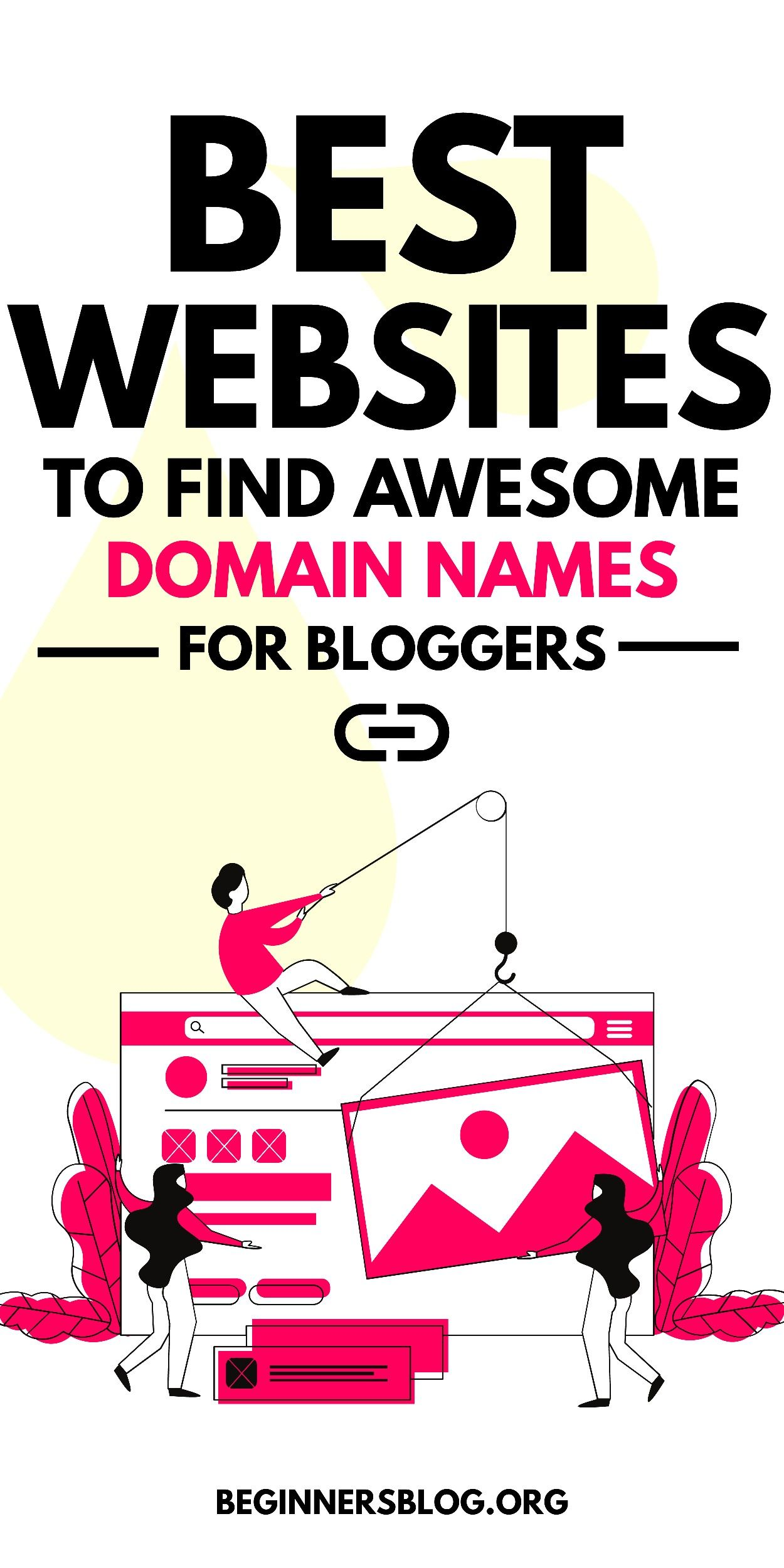 Free Website Name Generator Tools To Find Unique Domain
