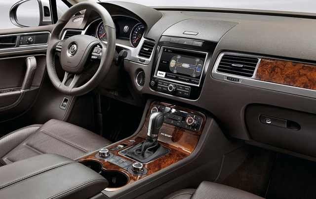 2016 VW Touareg Interior Image  Quirk Volkswagen MA  Pinterest