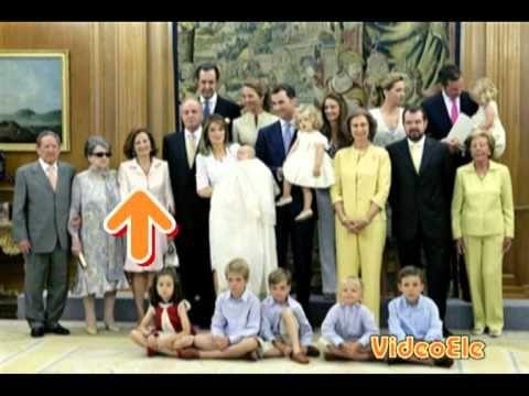 Vocabulario Lafamilia La Familia Del Rey Juan Carlos I