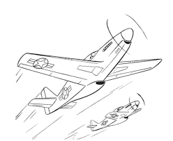 2 guerra mundial dibujos para colorear