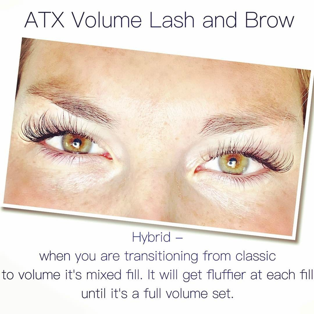 90296fa2d1e You can transition to volume lashes from classic lashes and watch your Lash  line get full