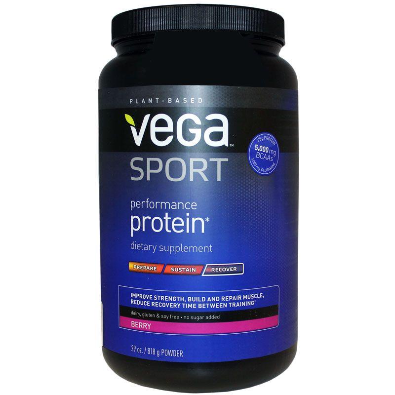 Vega Sport Premium Protein, Chocolate Protein, Nutrition