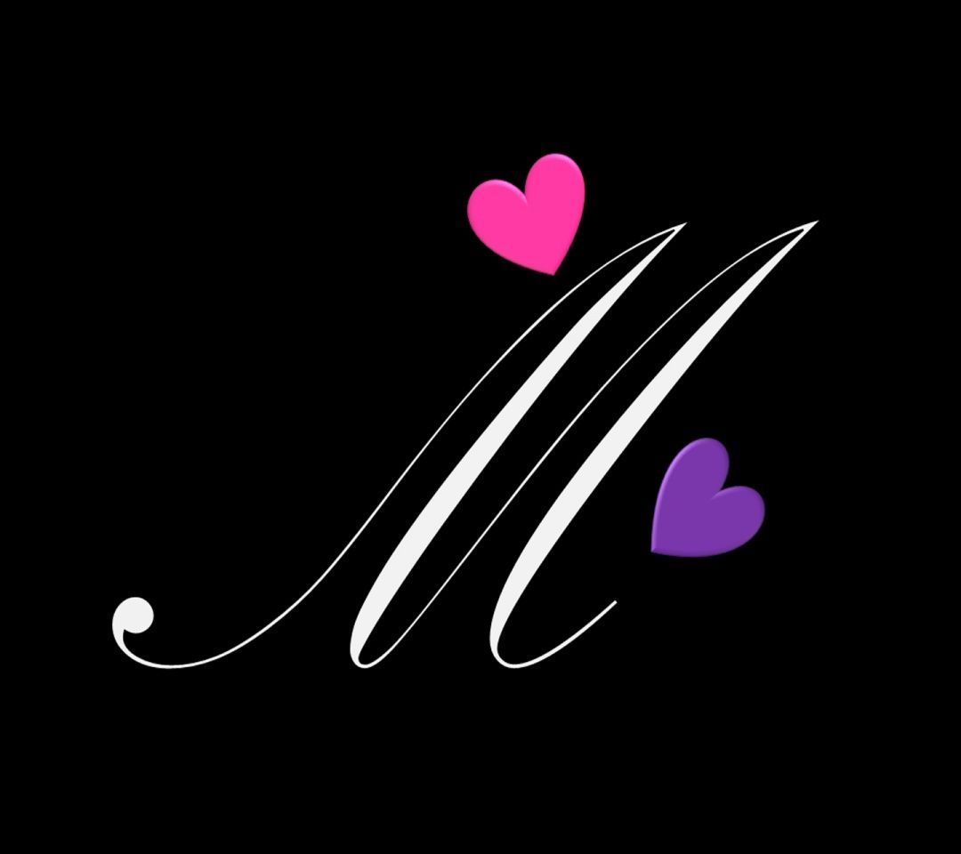 M Letter Wallpapers To Your Cell Phone Cute