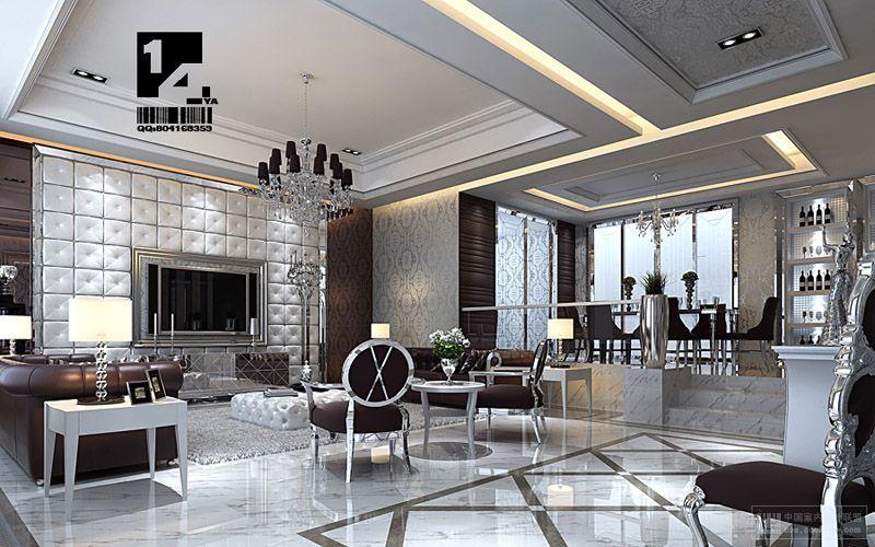 Modern Chinese Interior Design Diseno De Interiores Sala De