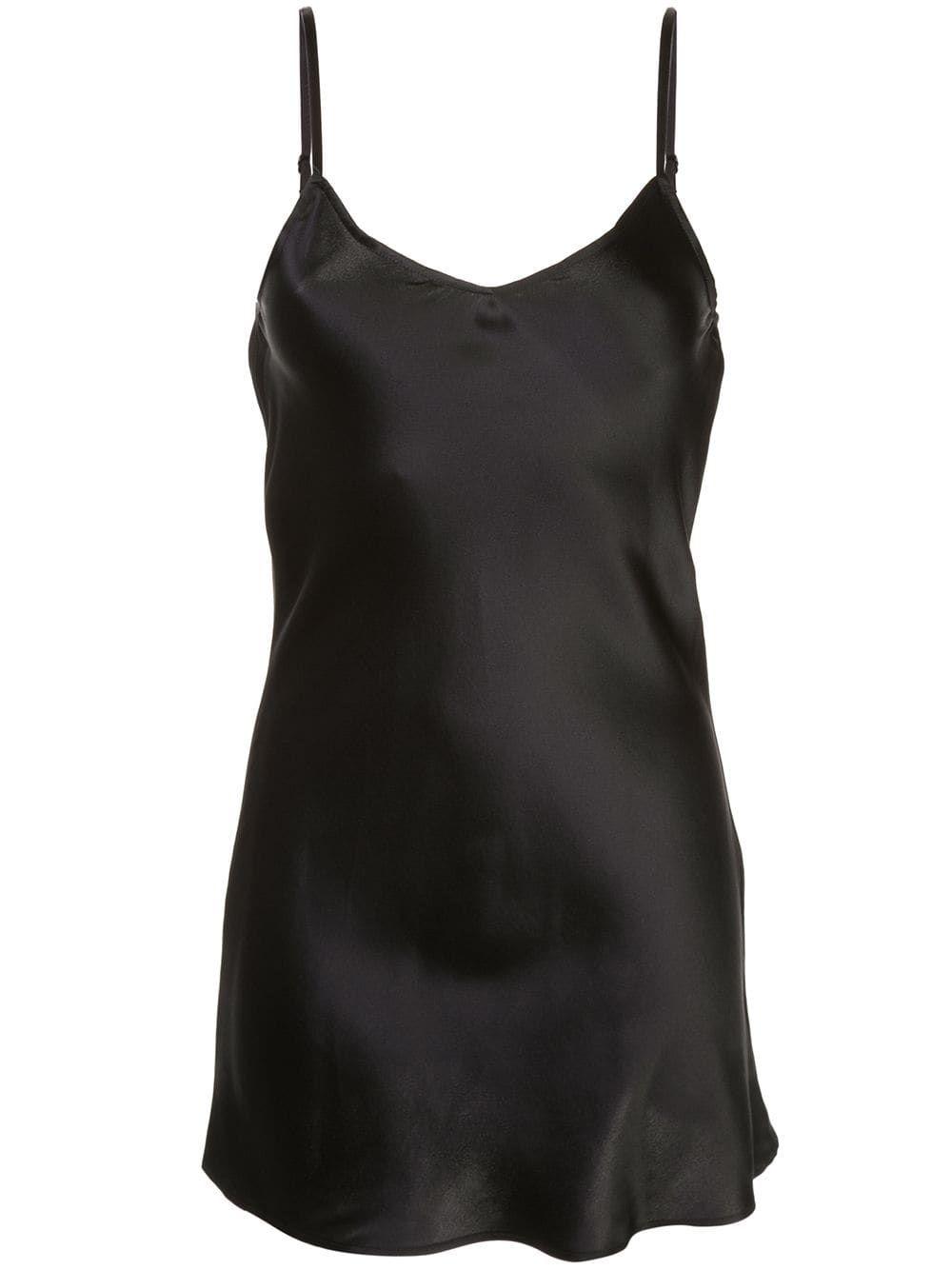 Reformation Roza Mini Slip Dress Farfetch | Mini slip