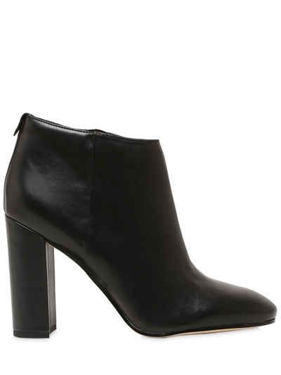 4156a6e9a SAM EDELMAN 90MM CAMBELL LEATHER ANKLE BOOTS.  samedelman  shoes ...