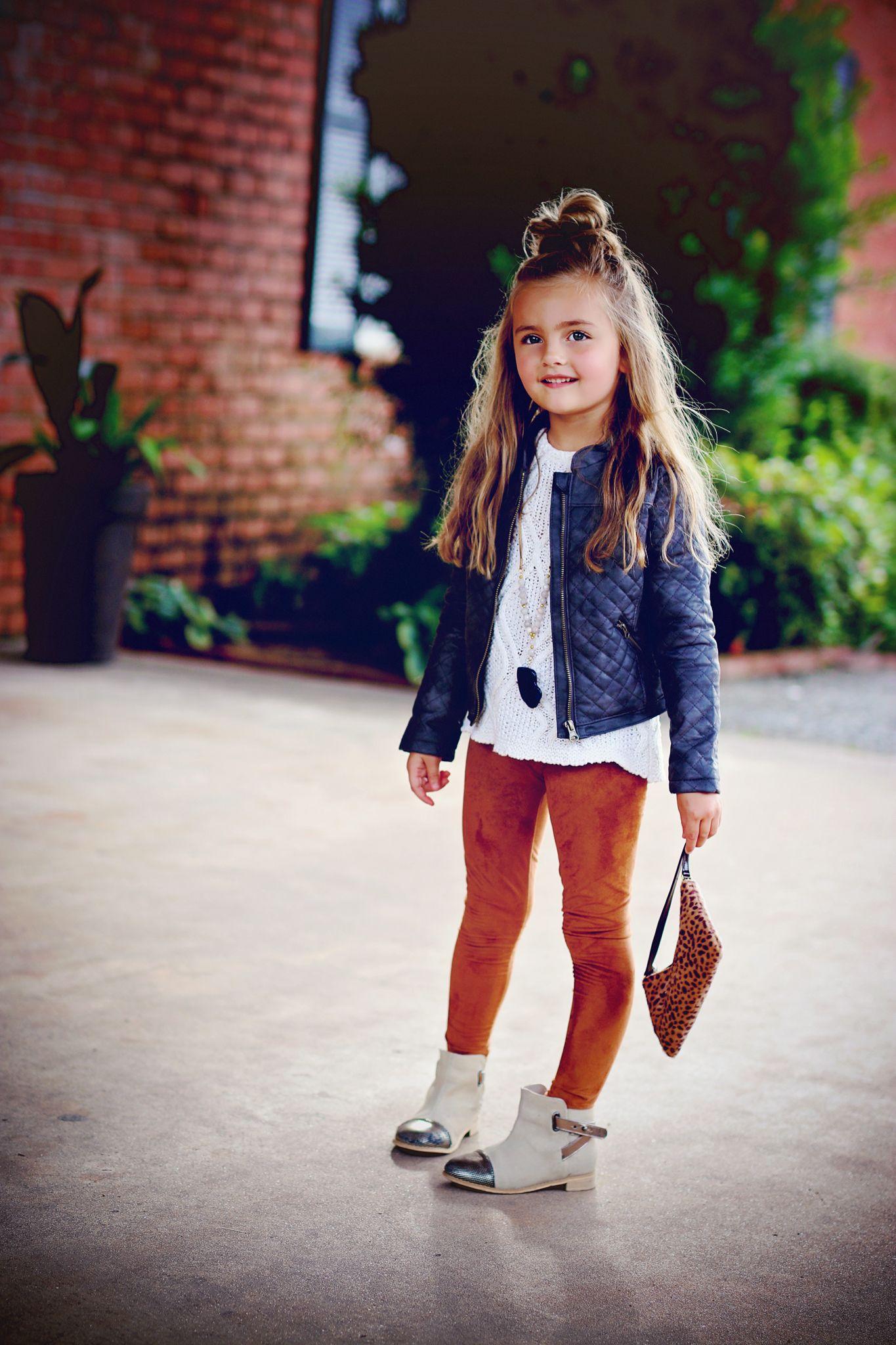 Fall Style chasinivy kidsclothing   Girls fall outfits, Little ...