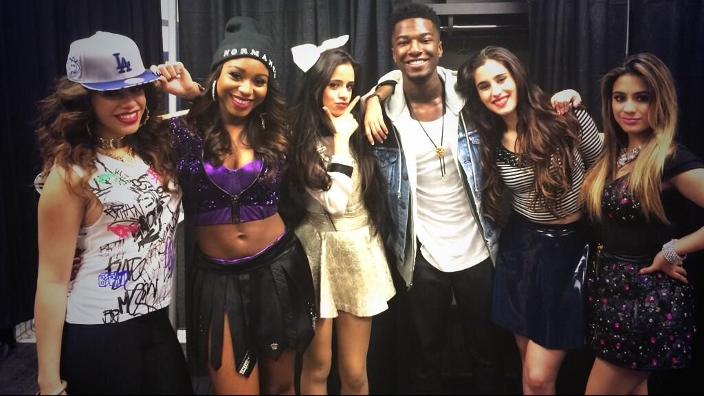Fifth Harmony and Willie Jones