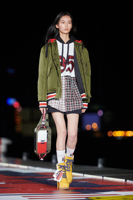 00360496 Tommy Hilfiger Fall 2018 Ready-to-Wear Fashion Show   Spring/summer ...