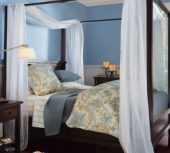 Sheer Canopy Curtain Canopy Bedroom White Canopy Canopy Curtains