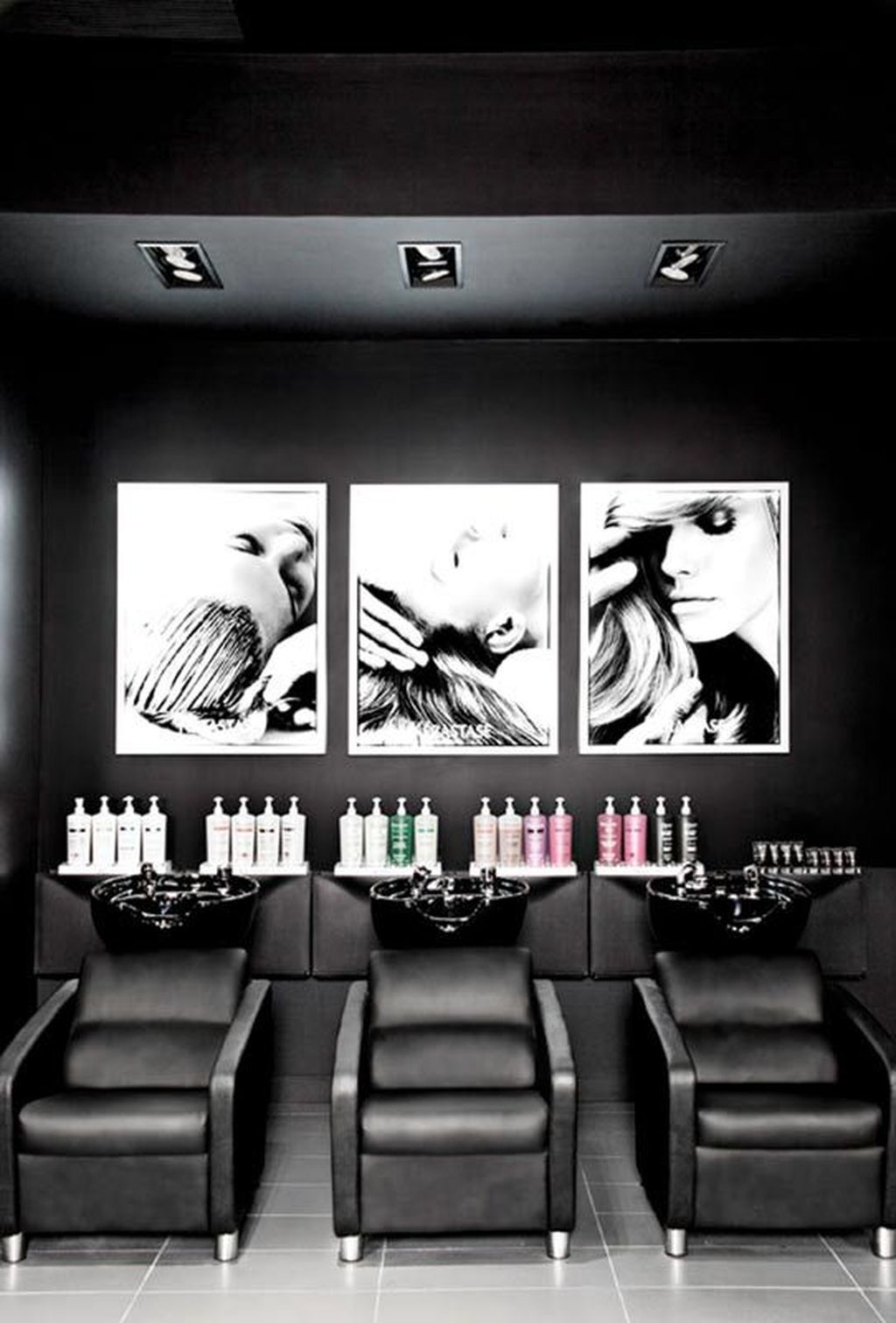 17+ Hair Salon Ideas 17  Hair salon design, Hair salon interior
