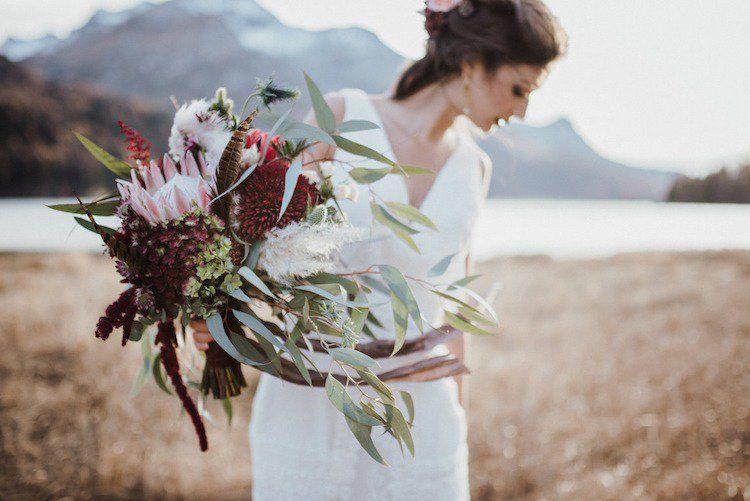 Mariage bohème chic : 100 idées de déco, robe bohème mariage et plus !