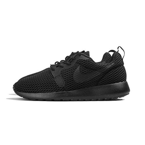 sports shoes ddb66 6c346 NIKE ROSHE ONE HYPERFUSE BR 833826001 Black Cool Grey WOMENS SHOE size 11      Want to know more, click on the image.