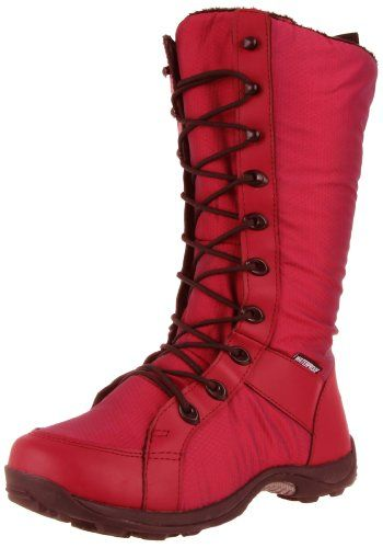 Baffin Women's Chicago Snow Boot,Dark Red,9 M US Baffin,http: