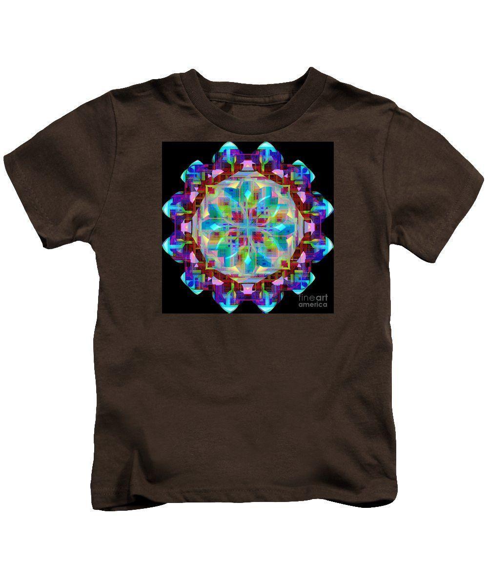 Kids T-Shirt - Mandala 9725