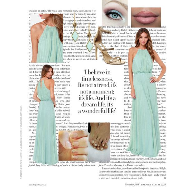 Picture of a Lady by sarabray on Polyvore featuring polyvore fashion style Posh Girl Steve Madden Trina Turk LA