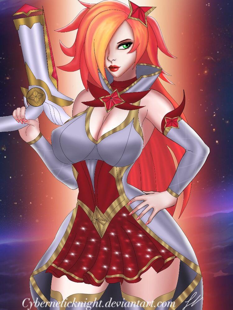 Star Guardian Miss Fortune by MonoriRogue on DeviantArt