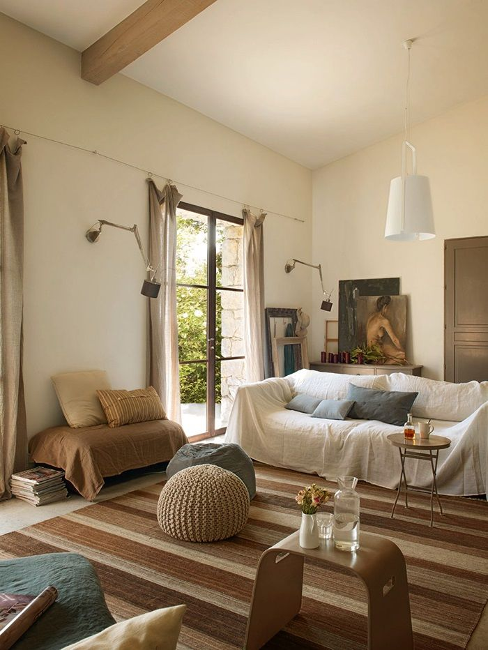 Otel Graine Ficelle Country House Interior French Country