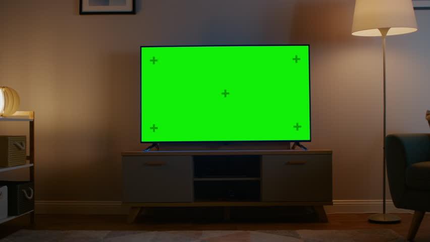 Free Video Video Wall Tv Channels Wall Greenscreen Green