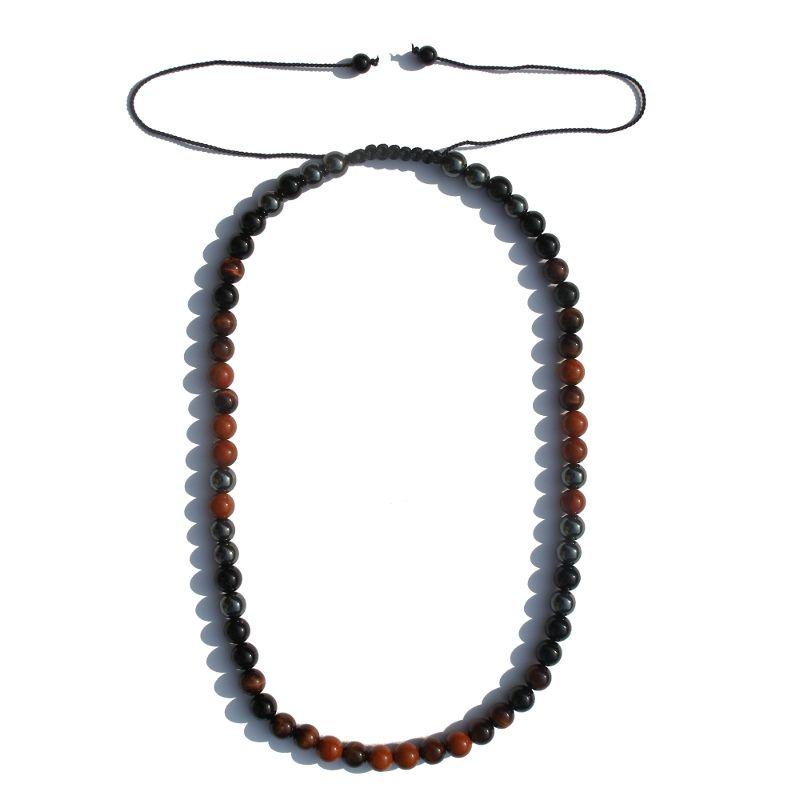 Shamballa Halskette 45 - 75 cm #heilsteine #esoterik #kette #geschenk