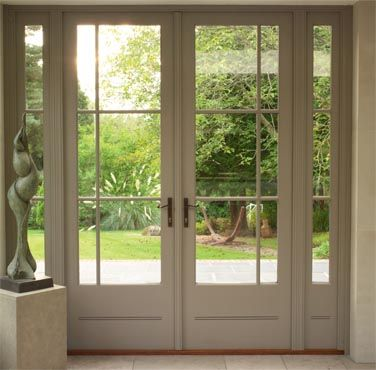 Bespoke door from town and country georgian house ideas for Georgian french doors exterior