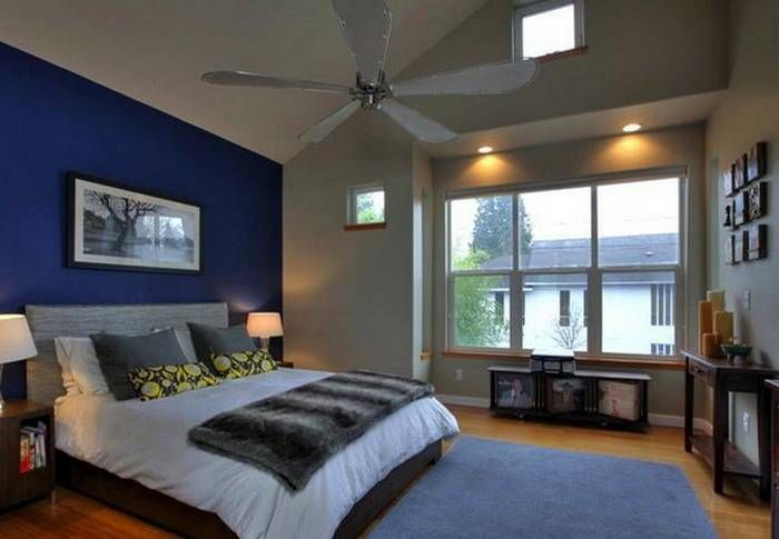 Bedroom Colour Schemes Blue