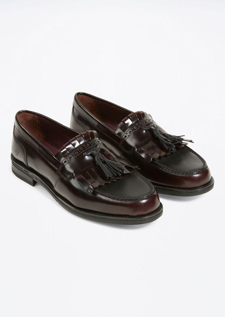 Chaussures Marc O'Polo bleu marine Fashion homme GTqaTEH