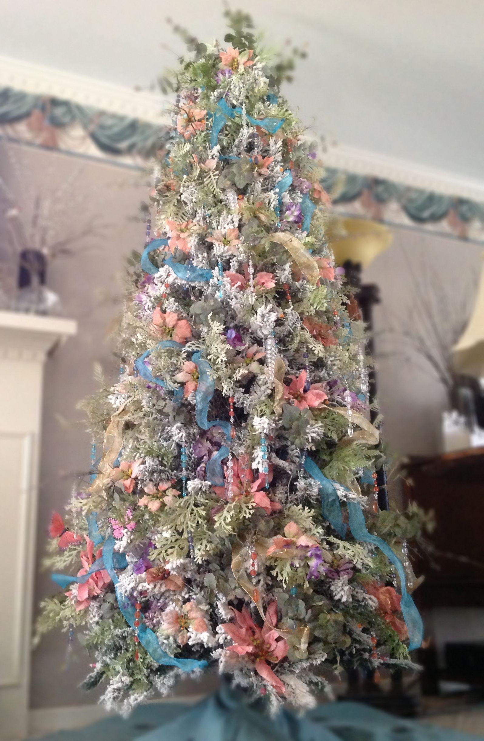 Pastel Christmas Decorations Part - 19: My Pastel Christmas Tree 2015!