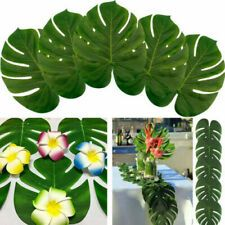 Green Artificial Tropical Palm Leaves Hawaiian Luau Party Table Decor US STOCK   eBay #hawaiianluauparty