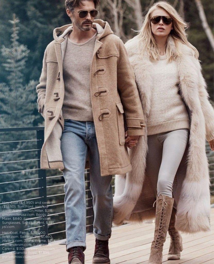 Фотосессия с модной одеждой в Luxury Magazine | Street ...
