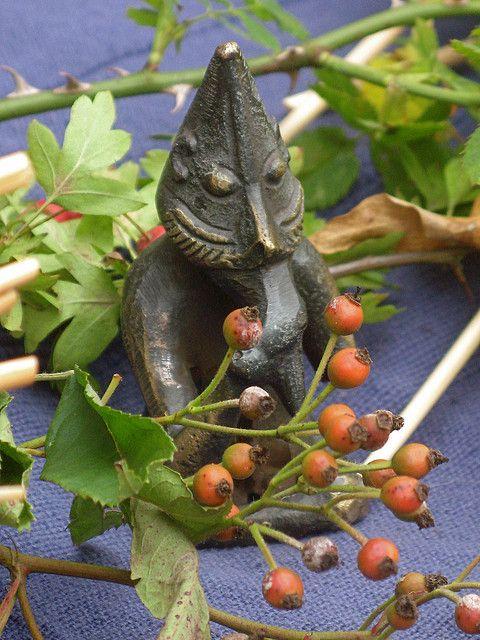 Freyr Harvest Altar by Thorskegga