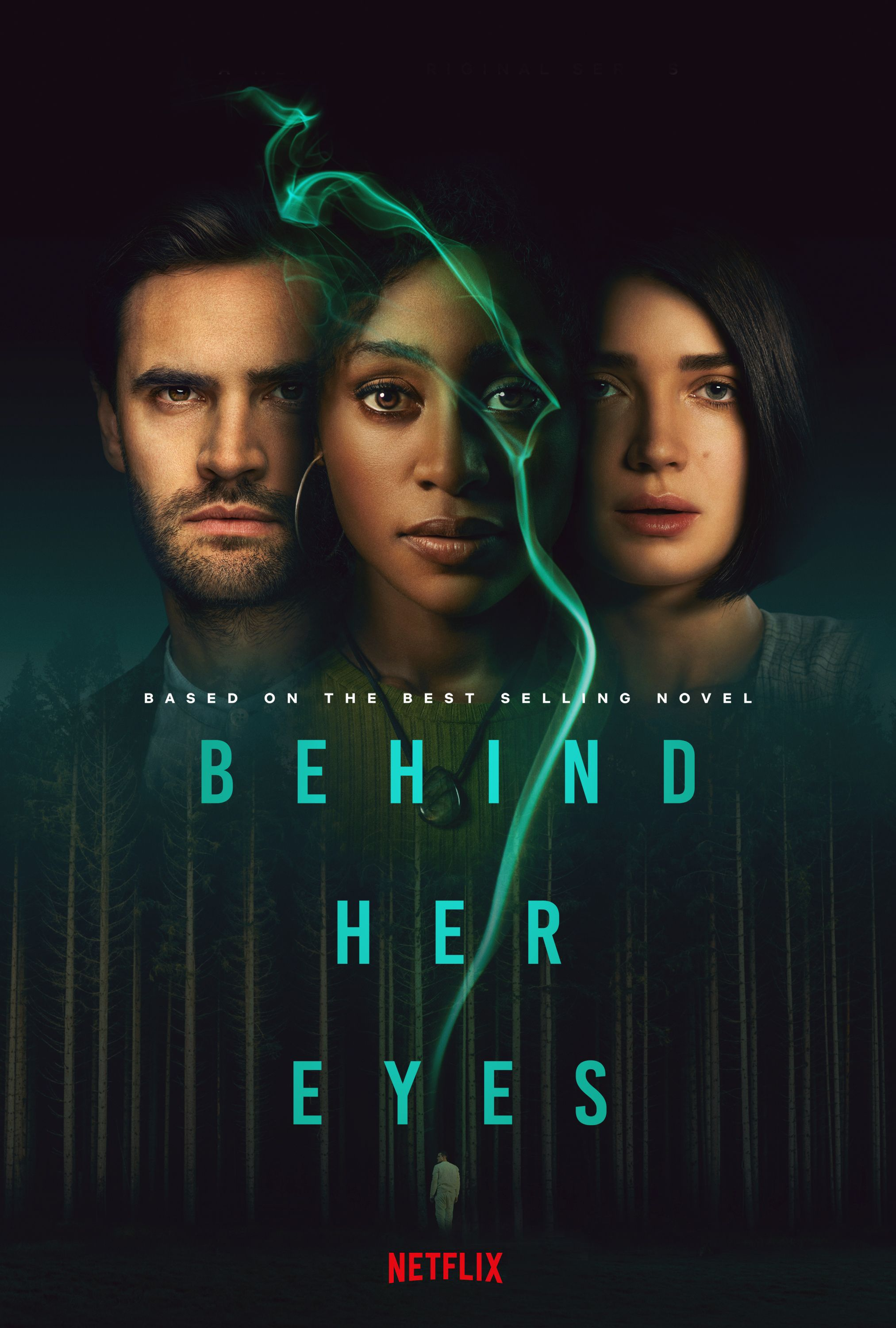 Nyfa Alum Eve Hewson Stars In Netflix S Jaw Dropping Limited Series Behind Her Eyes In 2021 Psychological Thrillers Netflix Netflix Series