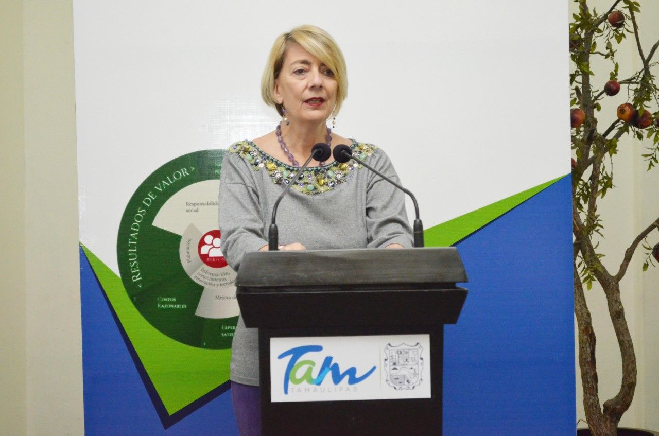 Elevar la calidad de los servicios de Salud es prioridad en Tamaulipas: Lydia Madero