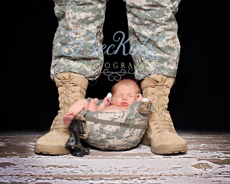 My army baby :)