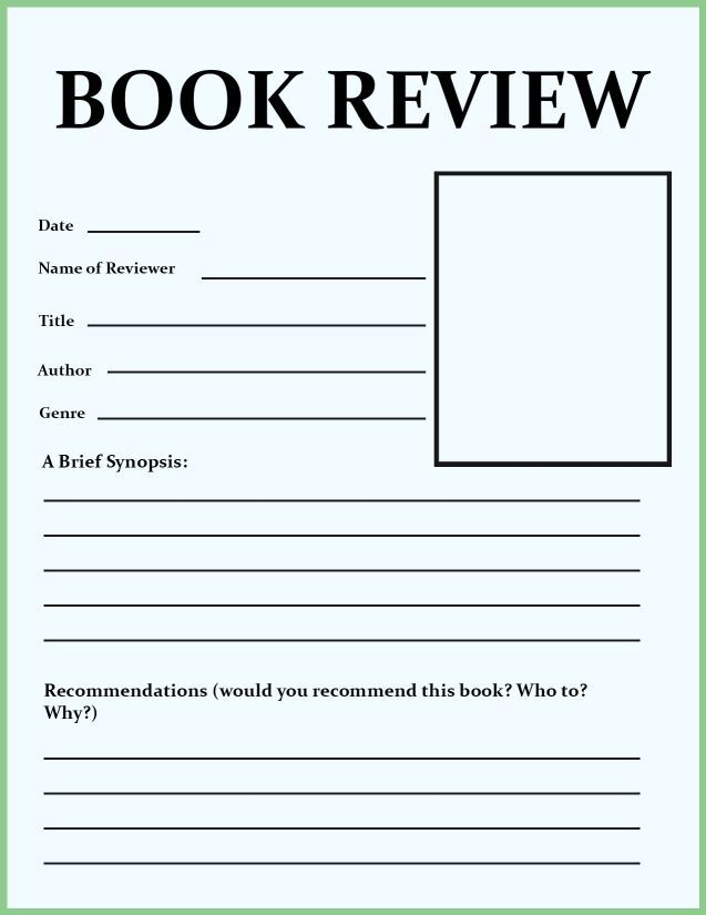 Have someone write a book report for you