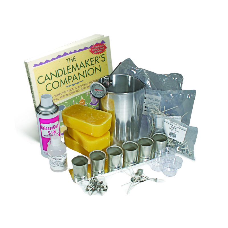 Candle making beginner kit candle making candle making