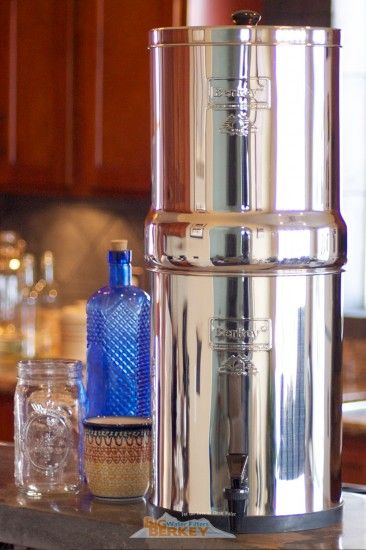 Royal Berkey Water Filter System The Quest For Clean And