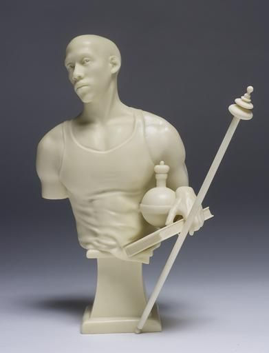 Kehinde Wiley, St. Francis of Adelaide, 2006 on Paddle8