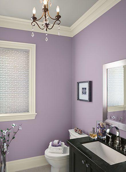 Colores relajantes para tus paredes