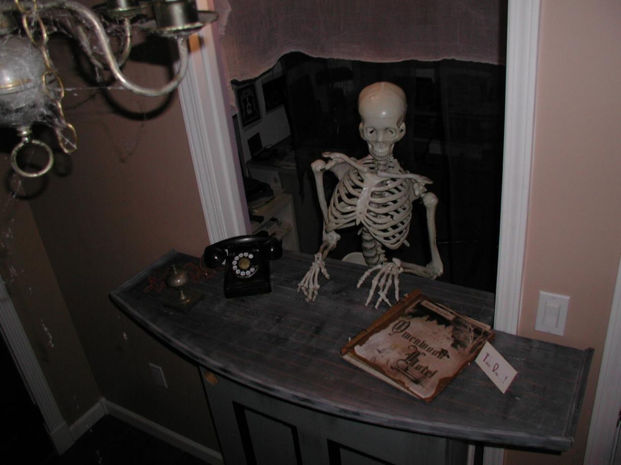 Haunted Hotel Halloween Ideas