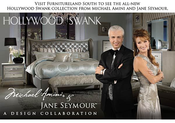 jane seymour furniture home jane seymour furniture new hollywood swank collection from michael amini and jane seymour