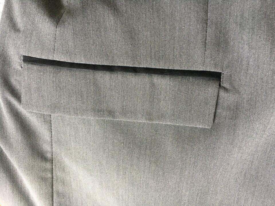 Zara | Herren Anzug | Frühjahr Sommer | Grau | Größe 54 in
