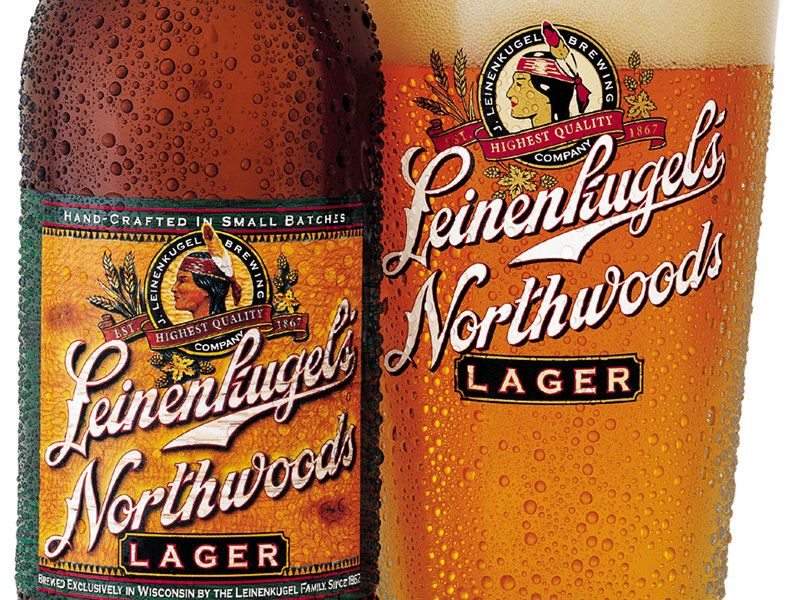 Leinie's brings Northwoods Lager out of hibernation