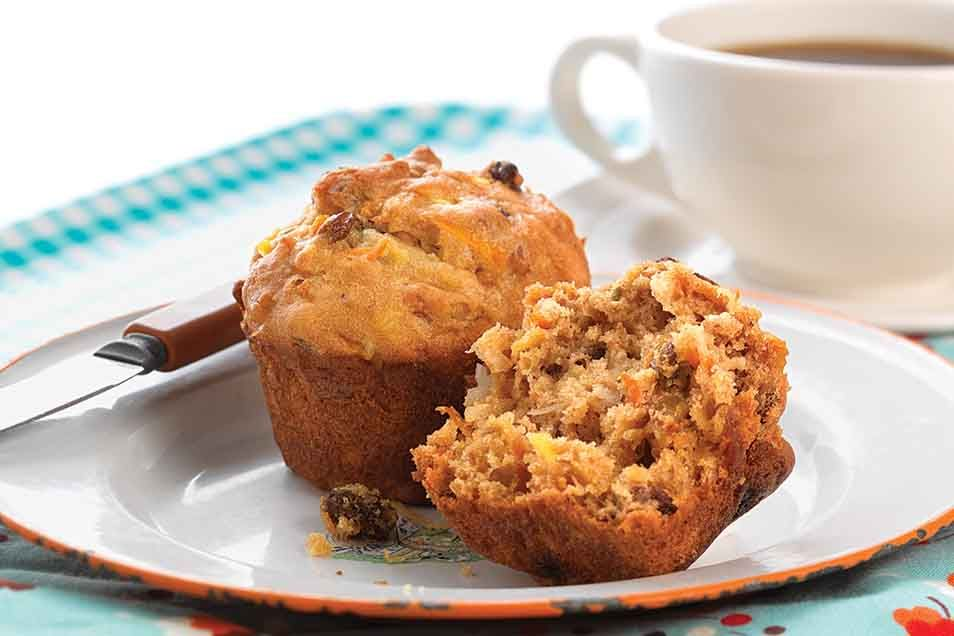 Glutenfree morning glory muffins recipe morning glory